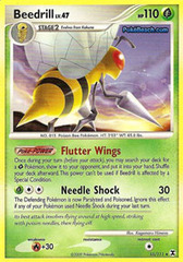 Beedrill - 15/111 - Rare on Channel Fireball