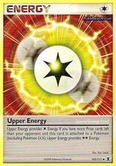 Upper Energy - 102/111 - Uncommon
