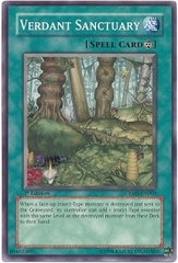 Verdant Sanctuary - CRMS-EN060 - Common - 1st Edition