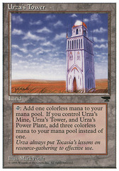 Urzas Tower (Plains)