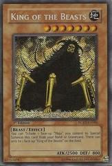 King of the Beasts - RGBT-EN086 - Secret Rare - 1st Edition