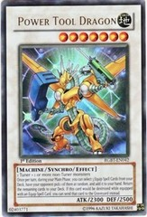 Power Tool Dragon - RGBT-EN042 - Ultra Rare - 1st Edition