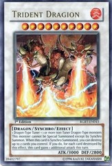 Trident Dragion - RGBT-EN043 - Ultra Rare - 1st Edition