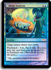 Deep Analysis - Foil FNM 2007
