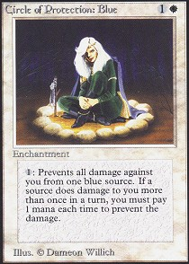 Circle of Protection: Blue