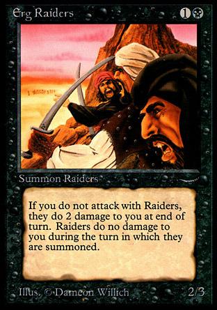 Erg Raiders (Light)