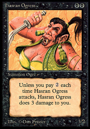 Hasran Ogress (Light)