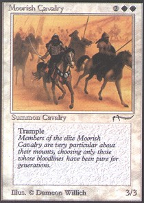 Moorish Cavalry (Dark)