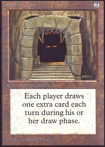 Howling Mine (Not Tournament Legal)