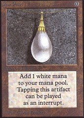 Mox Pearl (Not Tournament Legal)