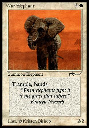 War Elephant (Light)