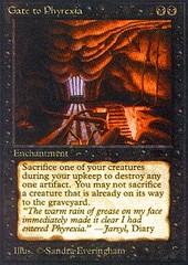 Gate to Phyrexia (RL)