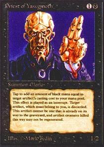 Priest of Yawgmoth