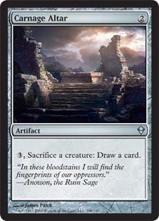 Carnage Altar