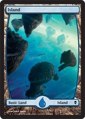Basic Island (234) - Full Art