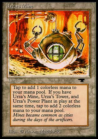 Urzas Mine (Sphere)