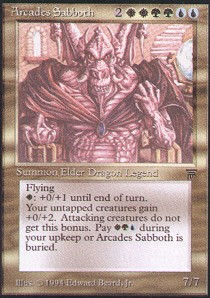 Arcades Sabboth