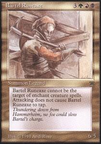 Bartel Runeaxe