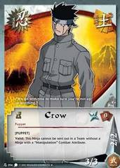 Crow - N-054 - Uncommon - 1st Edition