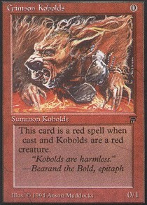 Crimson Kobolds