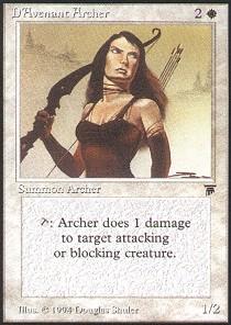 DAvenant Archer