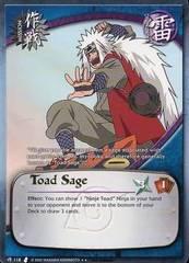 Toad Sage - M-118 - Rare - 1st Edition