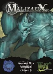 Malifaux: Arcanists Arsenal Box-