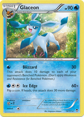 Glaceon - 19/111 - Rare on Channel Fireball