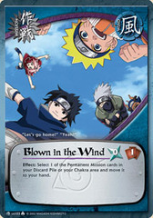 Blown in the Wind - M-US103 - Common - 1st Edition