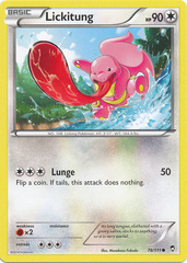 Lickitung - 78/111 - Common