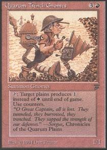 Quarum Trench Gnomes