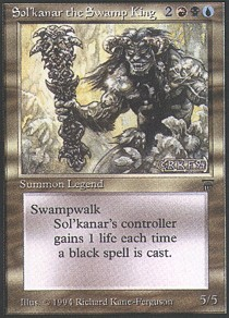 Solkanar the Swamp King