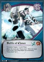 Battle of Clones - M-023 - Common - 1st Edition