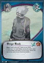 Bingo Book - M-011 - Common - 1st Edition