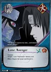 Lone Avenger - M-009 - Common - 1st Edition