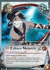 Zabuza Momochi - Uncommon - N-040 - Uncommon - 1st Edition