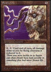 Scarecrow on Channel Fireball