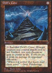 Delif's Cone on Channel Fireball