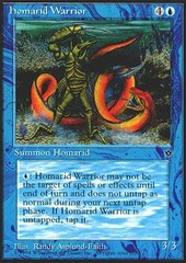 Homarid Warrior (Asplund-Faith) on Channel Fireball