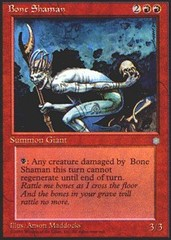 Bone Shaman on Channel Fireball
