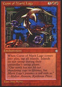 Curse of Marit Lage