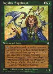 Freyalise Supplicant