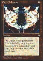 Onyx Talisman