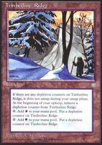 Timberline Ridge - Ice Age