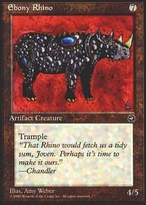 Ebony Rhino