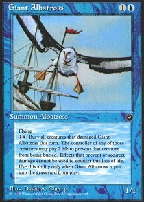 Giant Albatross (1)