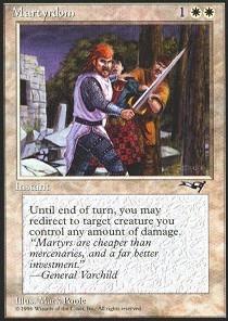 Martyrdom (Knight standing, holding sword)