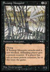 Swamp Mosquito (Black Trees)
