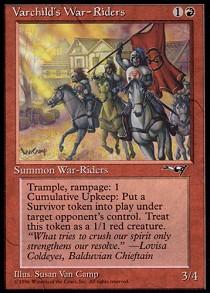 Varchilds War-Riders