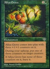 Afiya Grove on Channel Fireball